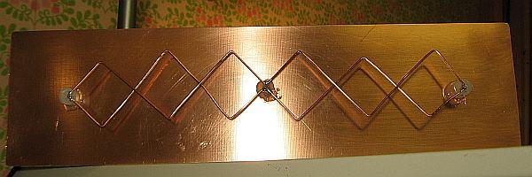 Quad-Antenne
