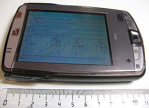 iPAQ 2110