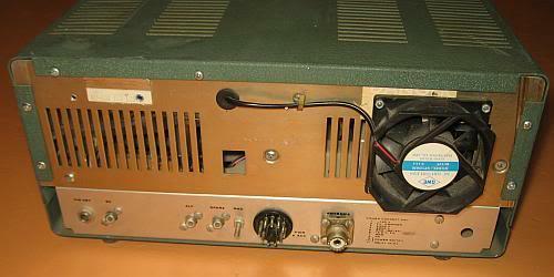 Rückseite des HW-101
