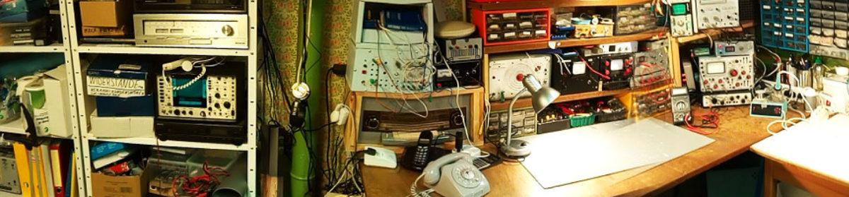 Volkers Elektronik-Bastelseiten